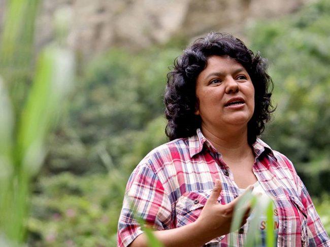Declarado culpable David Castillo como autor intelectual del asesinato de Berta Cáceres