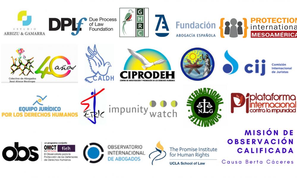Communiqué de presse : Mission d'observation dans l'affaire de l'assassinat de Berta Cáceres