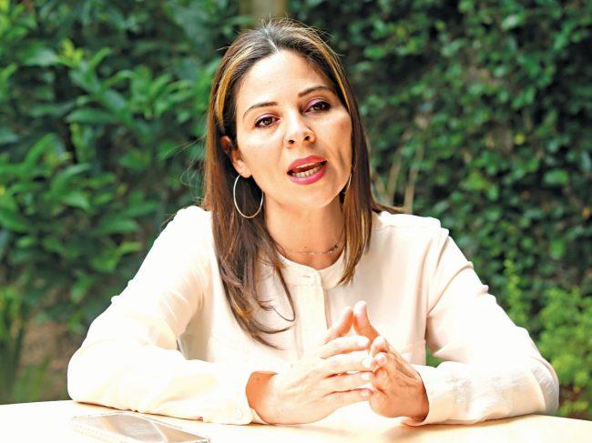 Bertha María Deleón
