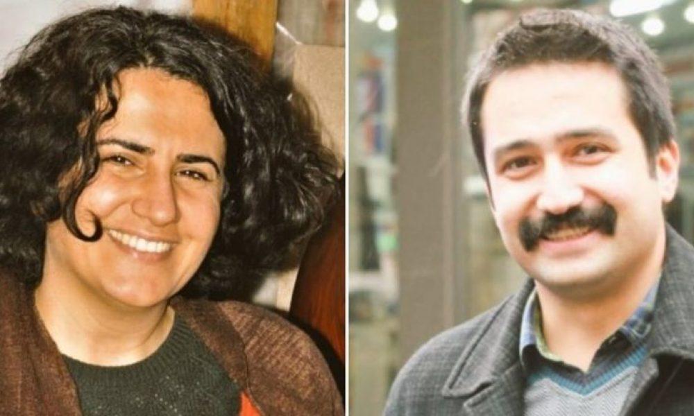 Turquie: Appel à la libération des avocats Ebru Timtik et Aytaç Ünsal