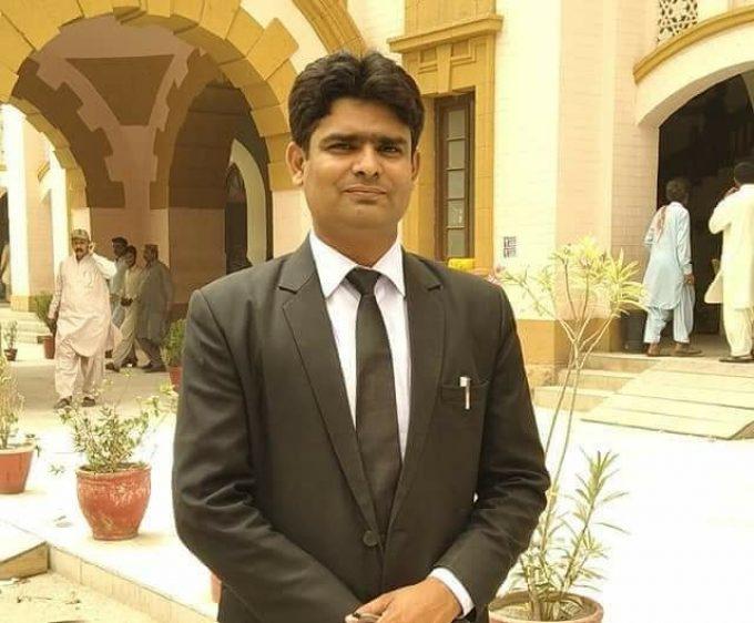 Muhib Azad Laghari