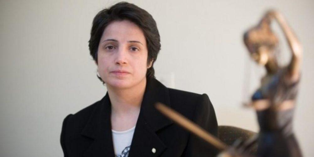 La abogada iraní Nasrin Sotoudeh nominada